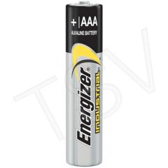 XB873 AAA - Alkaline 1.5 V Industrial Batteries Voltage: 24/BOX ENERGIZER