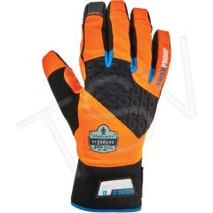 SFU630 ProFlex ® 818WP Performance Hi-Vis Thermal Waterproof Utility Gloves ERGODYNE #17392