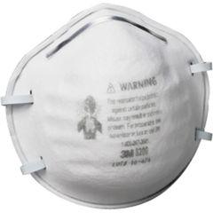 SAQ777 3M 8200 N95 Particulate Respirators 20/BX