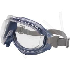 SAK386 Flex Seal Goggles Ventilation Type: Indirect Lens Tint: Clear CSA Lens Coating: Anti-Fog UVEX BY HONEYWELL #S3400X