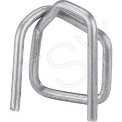 "PA503 Buckles, Wire 5/8""Width 2000/BOX CORDEX (fits any 5/8"" Polypropylene Strapping)"