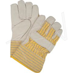 SEH040 ThinsulateTM Lined Grain Cowhide Fitters Gloves, Superior, Large