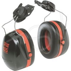 SC163 3M Peltor Optime 105 Series Earmuffs Cap Mount CSA Class: AL NRR dB27 PELTOR #H10P3E