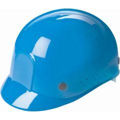 SAM701 BUMP CAP MSA PINLOCK #10033650 SKY BLUE/WHITE/YEL
