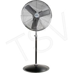 "EA282 ***LIMITED QUANTITY** Light Industrial-Duty Air Circulating Fans Pedestal 26"" Speeds: 2 MATRIX"