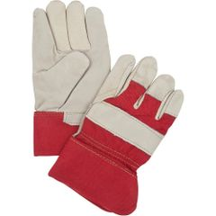SEM280 Thermal Lined Grain Cowhide Fitters Gloves, PREMIUM LADIES
