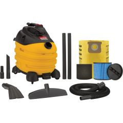 JK920 Portable Contractor Wet/Dry Vacuum #5873810 SHOP VAC