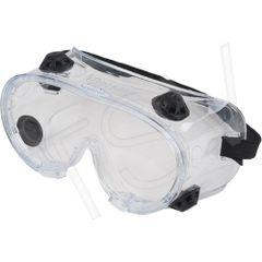SEF219 Z300 Eye Protection Ventilation Indirect Clear CSA Z94.3 Lens Coating: Anti-Scratch ZENITH