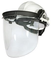 SEJ800 Uvex Turboshield Face Shield Headgear ONLY Parts Include: Bracket #S9500