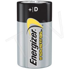 XB875 D - Alkaline 1.5 V Industrial Batteries Voltage: 12/BOX ENERGIZER