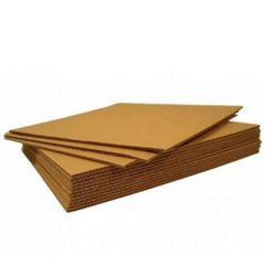 "M18855 CORRUGATED SKID PADS, 29""x54"" TEIR SHEETS .20 KRAFT RECLAIMED CHIP (MINIMUM 1 SKID 0F 1500)"