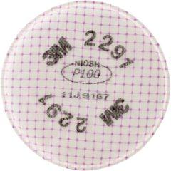 SEI738 3M #2291-P100 ADVANCED Respirator Prefilters 2/PK