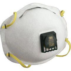 SAO788 3M 8515 N95 Welding Particulate Respirators 10/BX