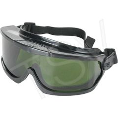 SAI907 V-Maxx Safety Goggles Ventilation Type: Indirect Lens Tint: 3.0 Standard(s) Met: CSA Z94.3 Lens Coating: Anti-Scratch UVEX BY HONEYWELL #11250830