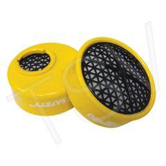 SFU928 Respirator Gas/Vapor Cartridge Filter Organic Vapor/Acid Gas DENTEC 2/PACK