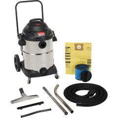 JD422 Contractor/Industrial 15 US Gal. Wet/Dry Vac 6.5 Peak HP #96266-10 SHOP VAC