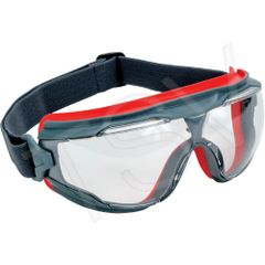SFM409 3M Goggles Gear Splash Scotchgard CSA Z94.3 Clear Lens Anti-Fog 3M #GG501SGAF