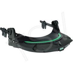 SEJ998 V-Gard ® Faceshield HEADGEAR Frame For Slotted Hardhats MSA (Use with Earmuff/HalfMask Pivots)