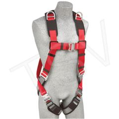 SEC036 PRO HARNESSES CSA Class: A/E (SZ: Medium/Large) 3M PROTECTA FALL PROTECTION #1191257C