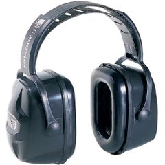 SAK152 Earmuffs HEADBAND T3 Thunder® NRRdb30 INNER VENTILATION/SOFT PAD Height Adj.