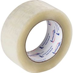 ZC073 TAPE, CLEAR 48mm X 132M 1.6MIL TH 48RL/CS IPG #6100