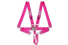 5 Point Harness Pink
