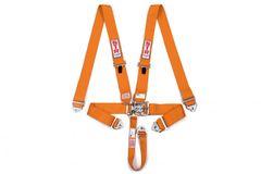 5 point harness Orange