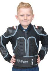 Kids Flexible Protective Body Armour