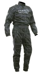 Proban fireproof overalls black