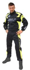 Wulfsport Bright Green and Black Proban overalls