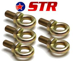 Eye bolts pack of 5