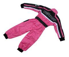 Kids playsuit colour Pink