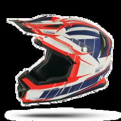 Nitro Fibreglass helmet