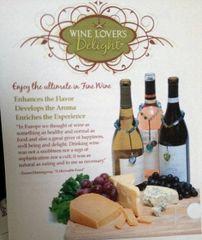 Wine Lovers Delight