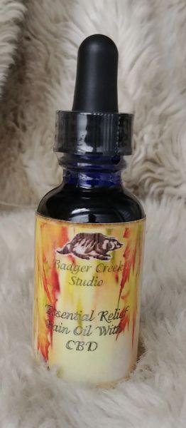 Extra Strength Essential Relief Oil 2 oz.