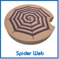 Spider Web Burner Kit