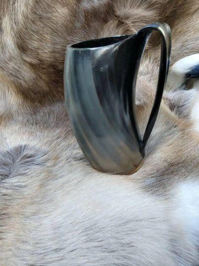 Berserker Horn Mug