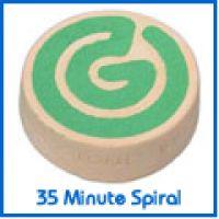 35 Minute Spiral Burner Kit