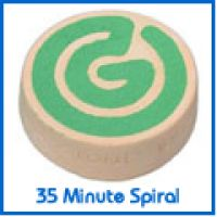 35 Minute Spiral Burner Kit