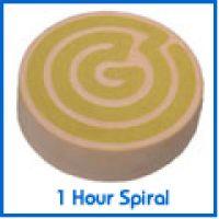 1 Hour Spiral Burner Kit