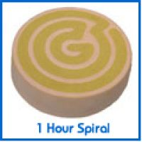 1 Hour Spiral Burner Kit
