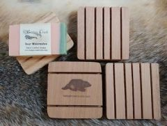 Wooden Soap Deck