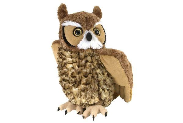 """Great Horned Owl 12"""""""