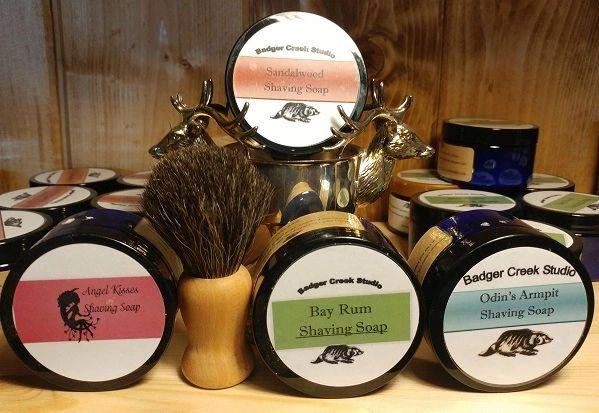 Shaving Soap - (5 fragrances)