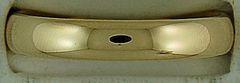 Gentleman's 4.3mm Comfort Fit Band