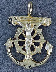 Mariners Cross Pendant