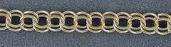 "7"" Double Link Bracelet"