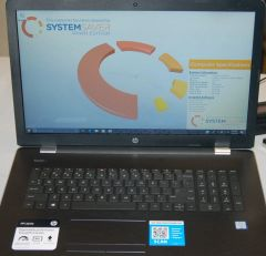 "HP 17"" Laptop Computer"