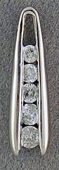 1/4ctw Diamond Pendant