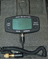 JB Products Supernova Digital Micron Gauge